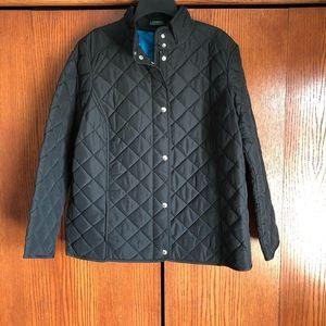 NWT Lauren Ralph Lauren Quilted Jacket